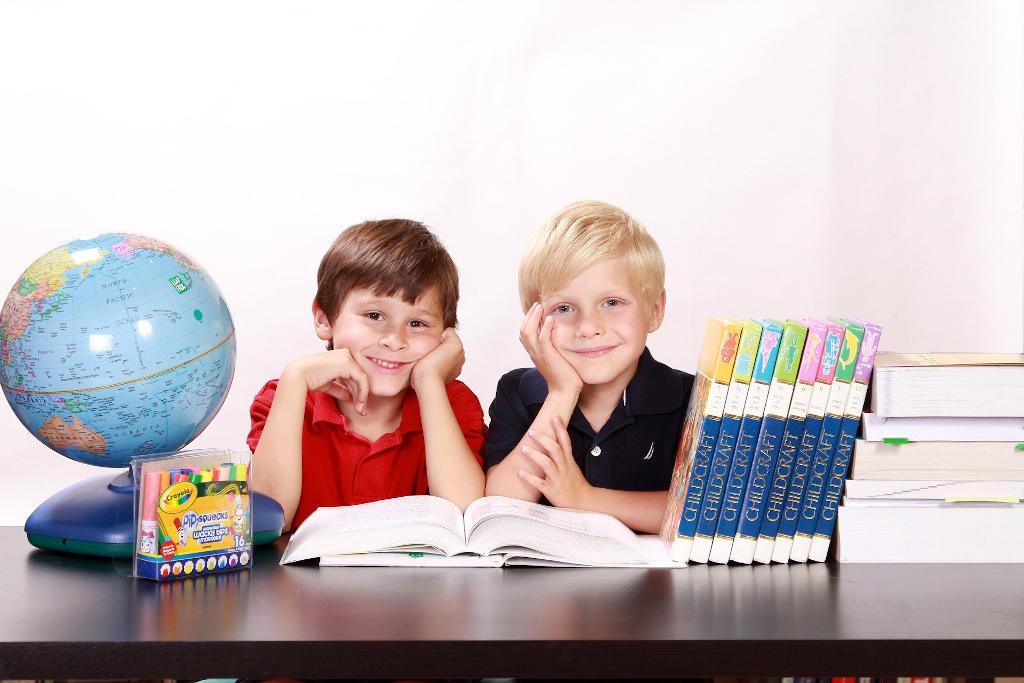 bambini - tabella educativa