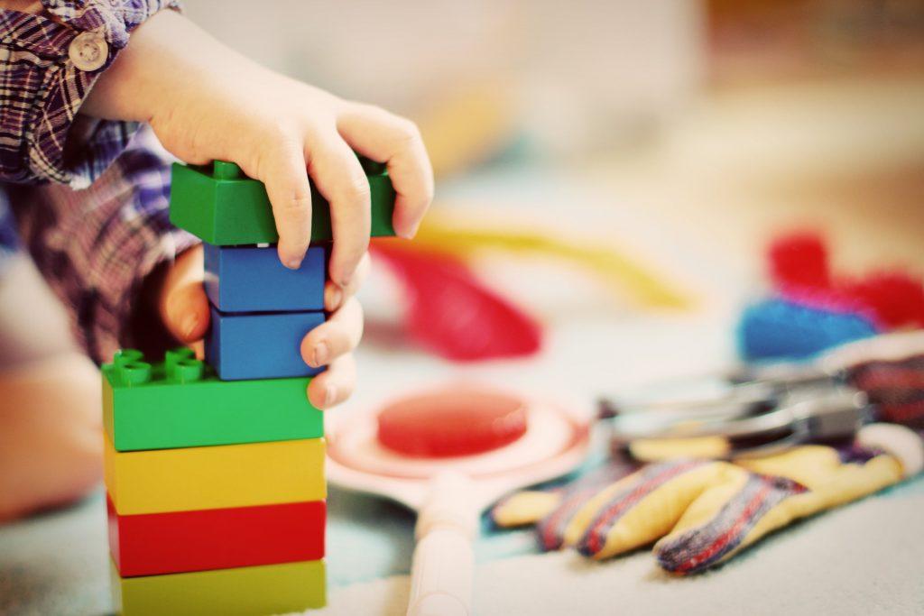 gioco autonomo e ininterrotto - autostima figli
