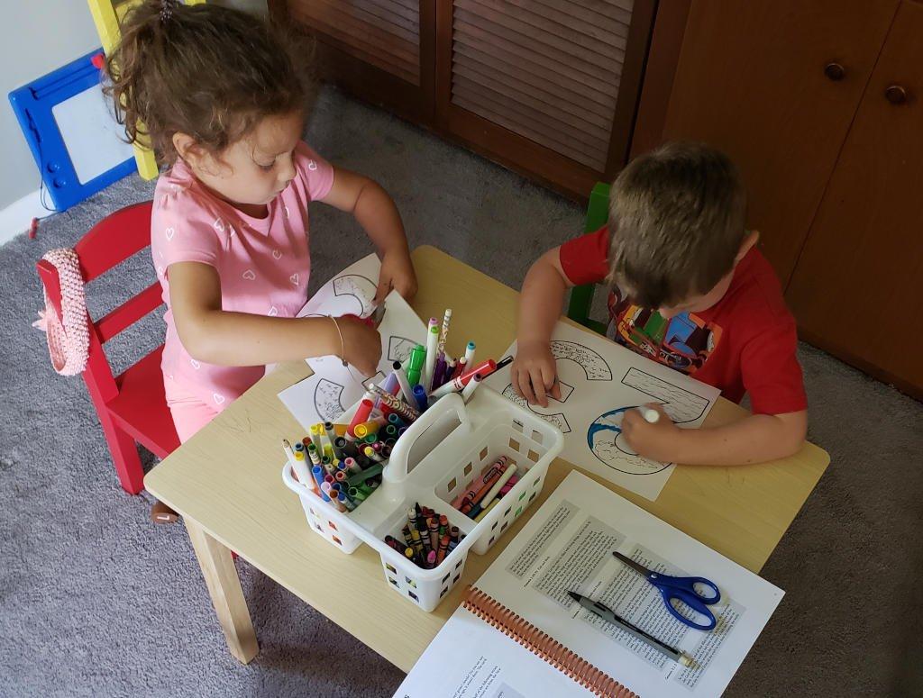Fare homeschooling