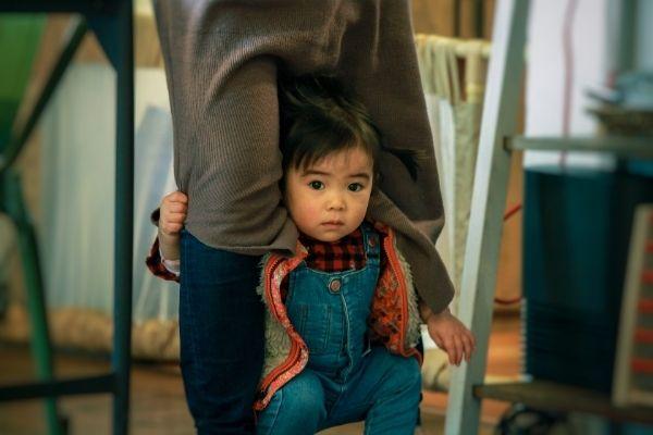 Come aiutare un bambino timido