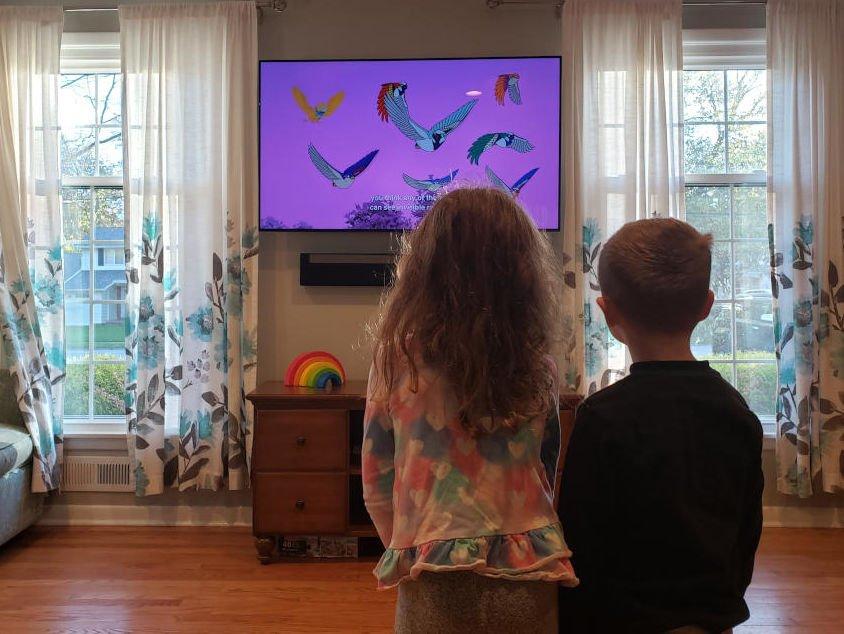 mio figlio guarda troppa tv - bambini e tecnologia