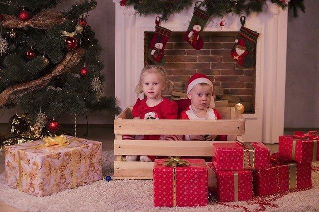 regali di natale 0-2 anni