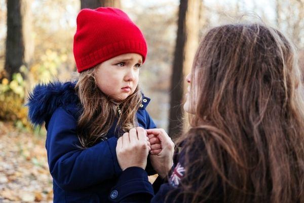 Emozioni dei bambini: come si accettano