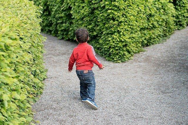 libertà di scelta nei bambini