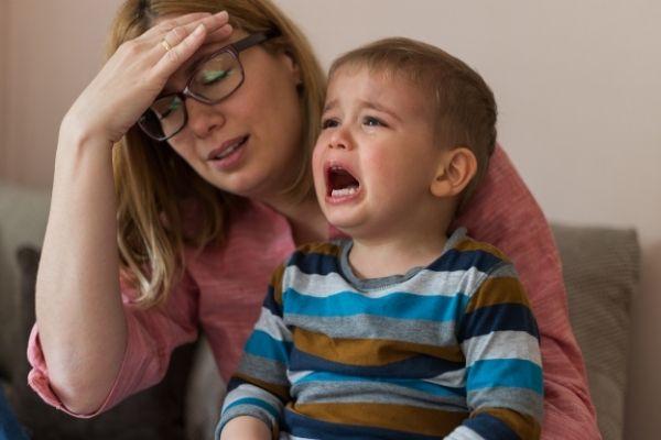 Come calmare il pianto del bambino?