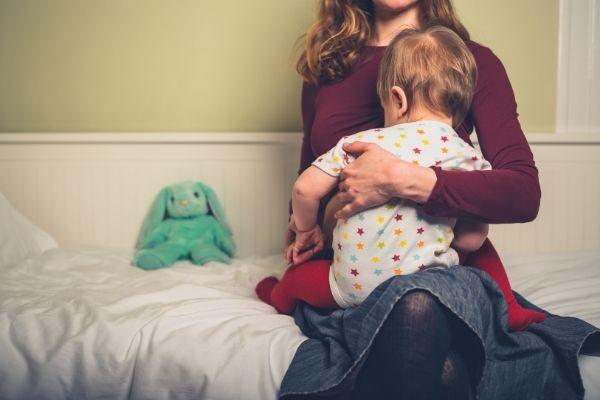 smettere di allattare con rispetto