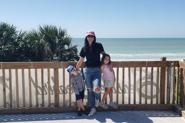 godersi le vacanze con i bambini - i bisogni della mamma