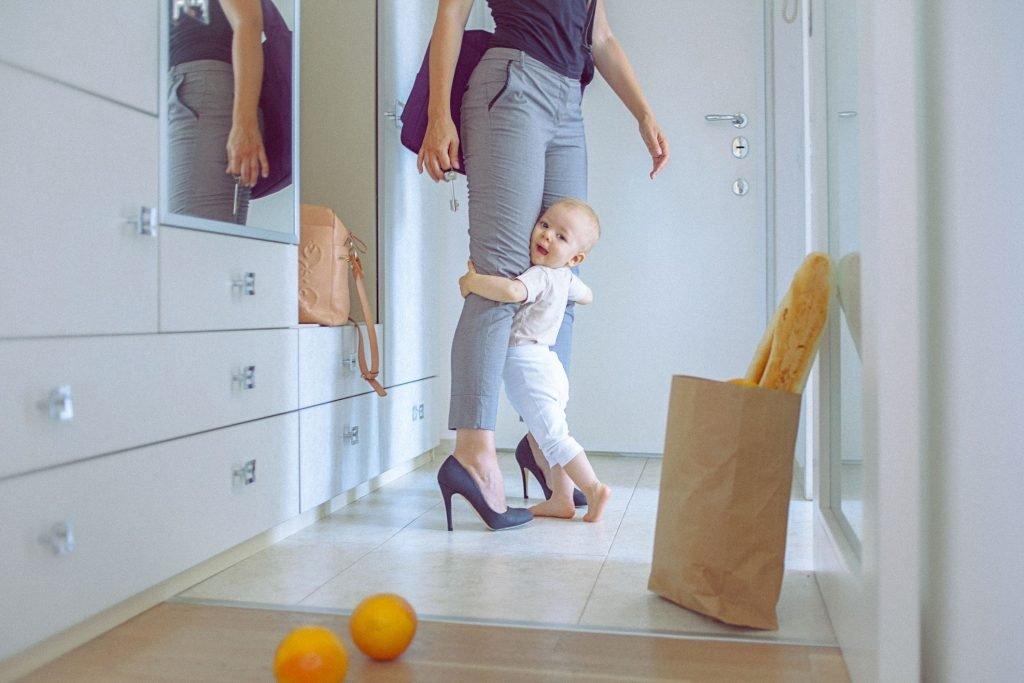 Come essere la mamma di un figlio bisognoso