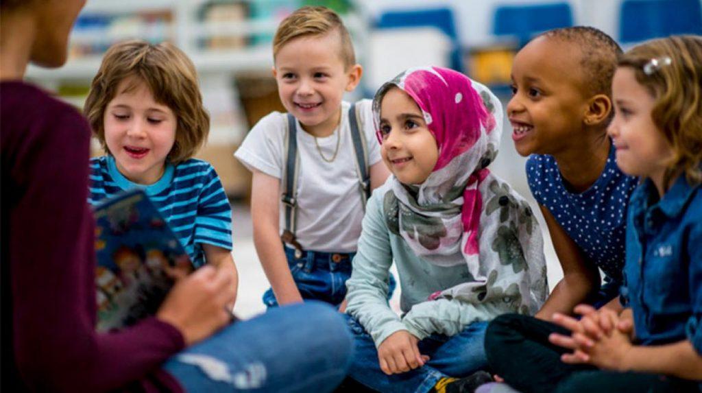 Diversità culturali spiegate ai bambini