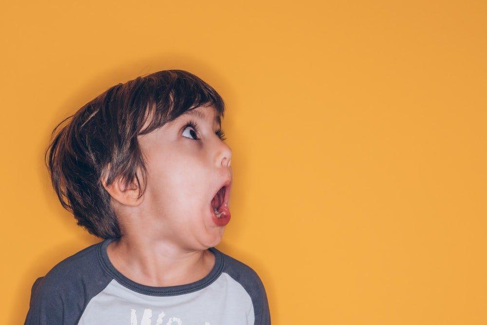 I bambini e la paura del diverso